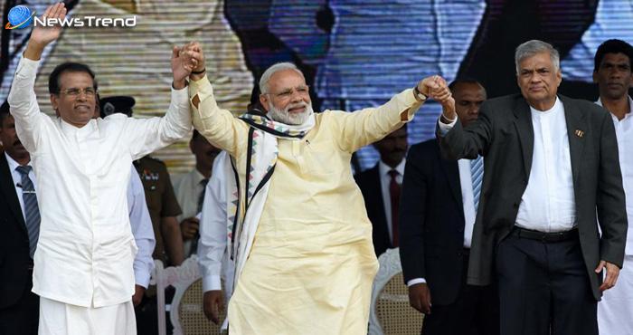 अपने श्रीलंका दौरे के बारे में PM मोदी ने कहा श्रीलंका के साथ भारत के सम्बन्ध हैं बहुत महत्वपूर्ण