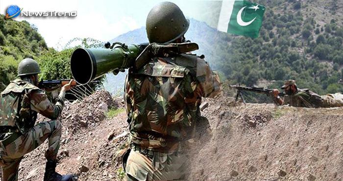 पाक सेना ने फिर पार की अपनी हदें, पुंछ सेक्टर में किया सीज फायर का उलंघन, भारतीय सेना ने चटा दी धूल