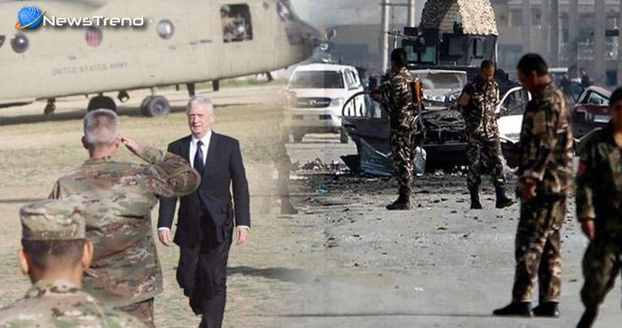 BREAKING NEWS : अमेरिकी रक्षा मंत्री पर काबुल एयरपोर्ट पर हमला, दागे गए 20-30 रॉकेट्स