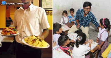 इस व्यक्ति ने अपनी सोच की बदौलत रचा एक नया इतिहास, बच्चों की शिक्षा के लिए बन गया वेटर