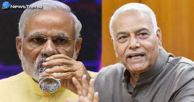 यशवंत सिन्हा BJP के घर में विभीषण जैसे हैं, नहीं रुकें तो मोदी के मिशन 2019 पर होगा बहुत बुरा असर