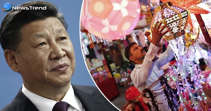 दिवाली पर निकलेगा 'चीन का दिवाला', हिन्दुस्तानी करेंगे ड्रैगन का 40,0000,000,000 करोड़ का नुकसान