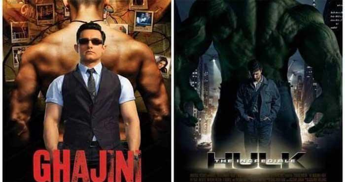 आमिर से लेकर प्रभास तक सभी बड़े स्टार्स की फिल्मों में थे हॉलीवुड फिल्मों से 'चुराए' पोस्टर?