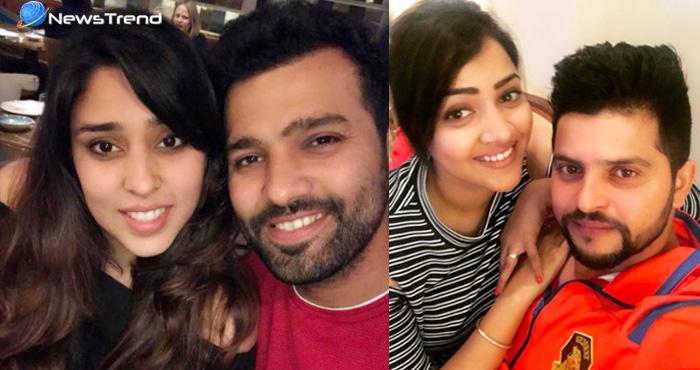 भारतीय क्रिकेटर्स की ये बीवियां नहीं हैं किसी से कम, बिना मेकअप भी उड़ा देती हैं सबके होश- देखिये तस्वीरें