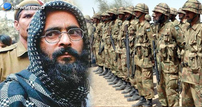 जैश-ए-मुहम्मद से पाकिस्तानी सेना ने मिलाया हाथ, मिलकर रच रहा भारतीय ठिकानों पर हमले की साजिश