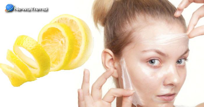 नींबू के छिलकों से दमका सकते हैं चेहरे की त्वचा