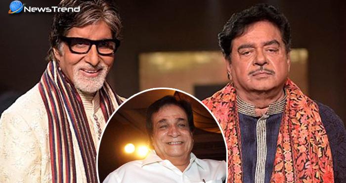 शत्रुघ्न सिन्हा ने अमिताभ की फोटो शेयर कर दी कादर खान को जन्मदिन की बधाई, लोगों ने जमकर लिया मजा
