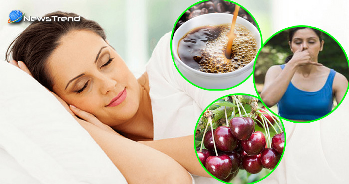 तनाव में हैं तब भी सोएं चैन की नींद, ये हैं अच्छी नींद के कुछ उपाय