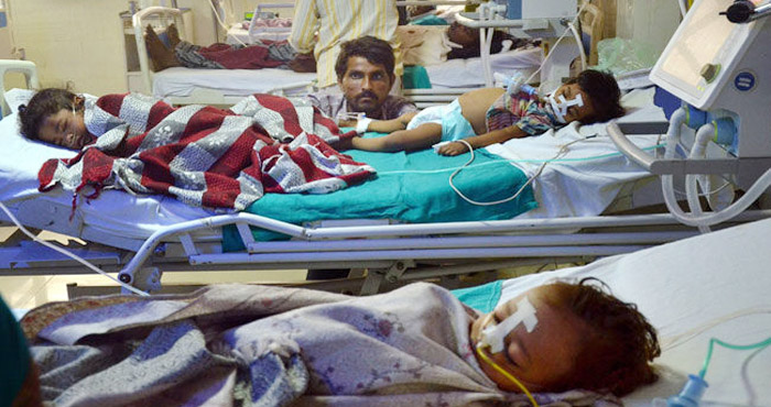 गुजरात के एक अस्पताल में 24 घंटे में मरे 9 बच्चे, मचा पुरे देश में हडकंप, कांग्रेस ने बोला हमला