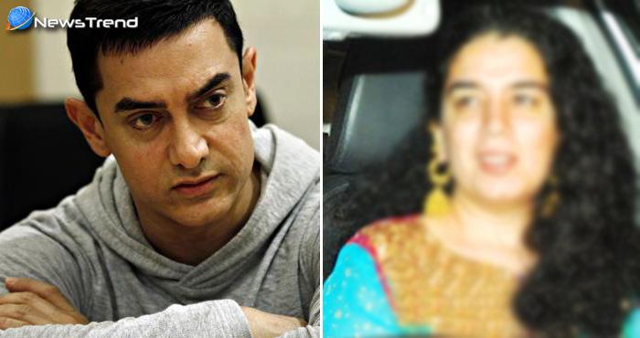 अपनी पड़ोसी के प्यार में पागल थे आमिर खान, इम्प्रेस करनें के लिए लिखी थी खून से चिट्ठी