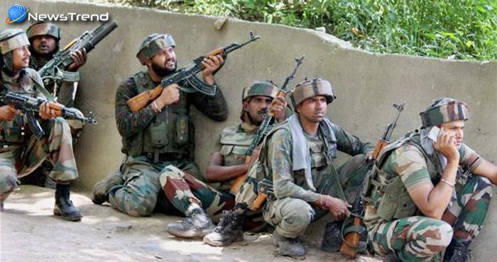 पाकिस्तान ने फिर दिखाया अपना घिनौना चेहरा, पूंछ में सीजफायर तोड़कर की गोलीबारी, 1 की मौत 5 घायल