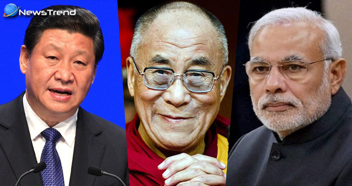 दलाई लामा के साथ मुलाकात है गंभीर अपराध, चीन की भारत के साथ पूरी दुनिया को खुली धमकी