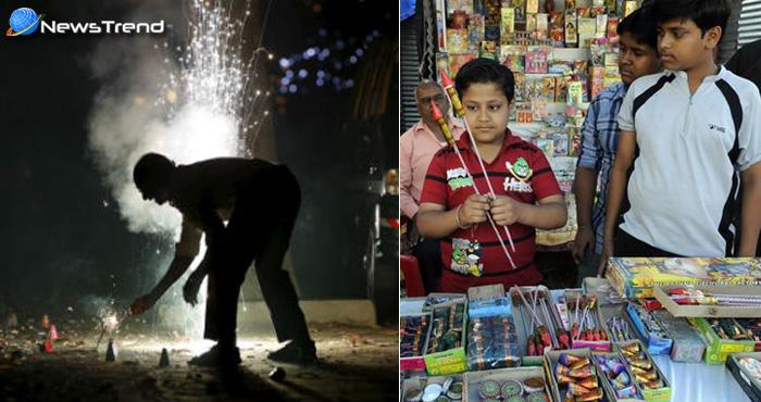 दिपावली में पटाखे फोड़ने पर प्रतिबंध के पीछे है 'बच्चों का हाथ', नाम जानकर चौक जाएंगे