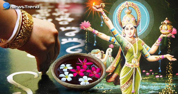 मां लक्ष्मी की कृपा पाने के लिए दिवाली के दिन मेनगेट पर ज़रूर रखें ये 6 चीज़ें,बरसेगी मां की कृपा