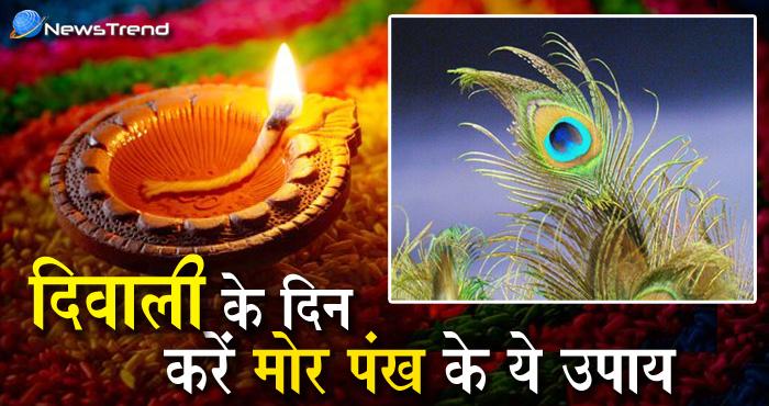 दिवाली में घर में इस तरह लगाएं बस एक मोर पंख, मां लक्ष्मी खोल देगी आपकी किस्मत के दरवाजे