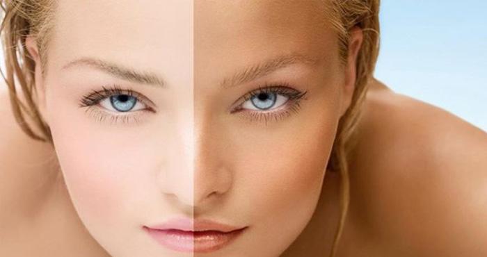 Image result for चेहरे को गोरा