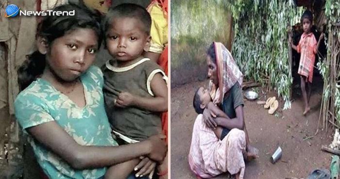 भूख से मरी इस बच्ची ने पूरे देश को रुलाया, आधार और राशन कार्ड बने मौत की वजह