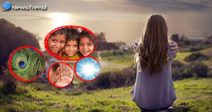आपको भी दिखनें लगे हर जगह यह संकेत तो समझ जाइये कि दैवीय शक्ति है आपके साथ