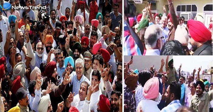 कांग्रेस ने तोड़ा बीजेपी का सपना गुरदासपुर सीट पर कांग्रेस का कब्ज़ा