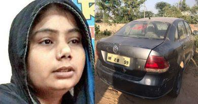 बहू ने काट डाला था सास, ससुर और जेठ को, कार में मिली चप्पल से हुआ खुलासा