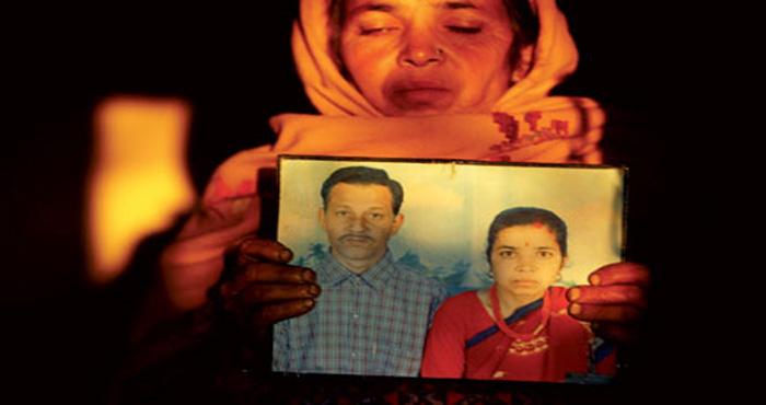 आज भी इंसाफ के लिए तरस रहा है हेमराज का परिवार, इस हाल में रह रही हैं उसकी माँ और पत्नी