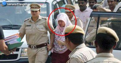जज से हनीप्रीत ने कहा मैं हूँ निर्दोष,कोर्ट ने भेजा 6 दिन की पुलिस रिमांड पर