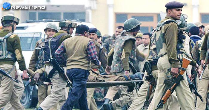 पाकिस्तान की काली करतूत बीएसएफ कैम्प पर आतंकी हमला, 3 जवान घायल जवाबी कार्यवाई में 1 आतंकी ढेर