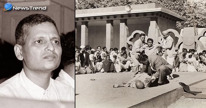 महात्मा गांधी पर गोली नाथूराम गोडसे ने नहीं बल्कि किसी और ने चलाई थी? 'चौथी गोली' पर मचा बवाल