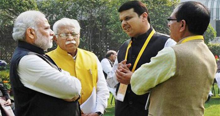 विरोधियों को चारो खानें चित करनें के बाद भी महाराष्ट्र ग्राम पंचायत चुनाव में हार गयी बीजेपी, जानें कैसे?