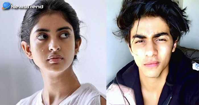 अमिताभ की नातिन ने किया शाहरुख के बेटे की तस्वीर पर कमेंट, लोगों ने कहा – 'पहले अपनी शक्ल तो देख'