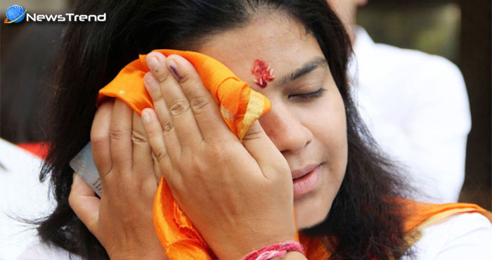 बीजेपी की महिला सांसद का चलती ट्रेन में हो चुका है यौन शोषण, खुद किया खुलासा