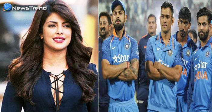 प्रियंका का बड़ा खुलासा, कहा 'इस' क्रिकेटर ने चुरा लिया था मेरा दिल, नाम जानकर रह जाएंगे दंग..