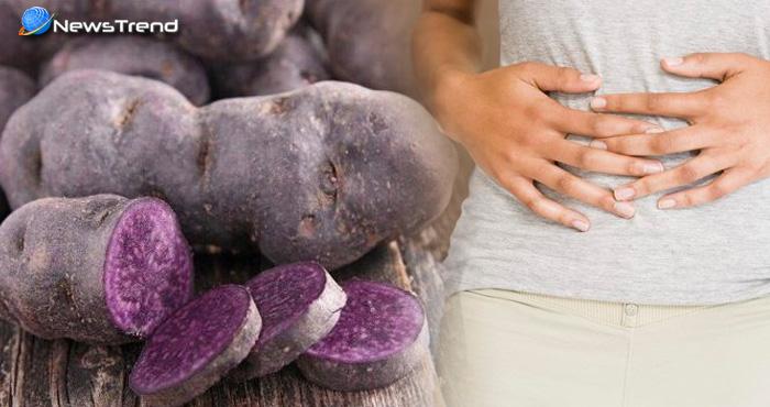 कोलन कैंसर से बचना है तो खाएं बैंगनी आलू