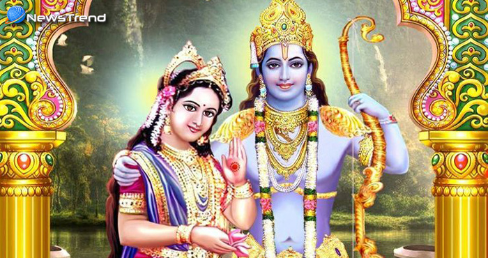 मुँह दिखाई के समय भगवान राम ने माता सीता को दिया था यह अनमोल उपहार, इसी के बाद कहलाये मर्यादा पुरुषोत्तम