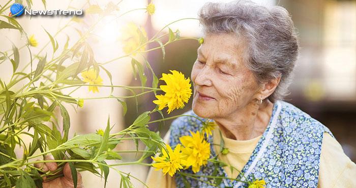वृद्धावस्था में सूंघने की शक्ति खोना हो सकते हैं डिमेंशिया के लक्षण