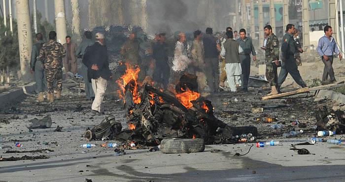 अफगान पुलिस ट्रेनिंग सेंटर पर आतंकियों का बड़ा हमला, 32 लोगों की मौत और 200 से ज्यादा घायल