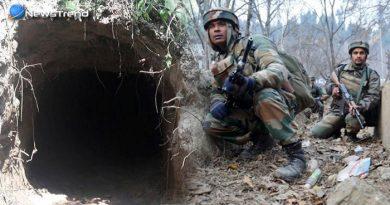 भारत में घुसपैठ करनें के लिए पाकिस्तान अपनी तरफ से खोद रहा था सुरंग, बीएसएफ ने खोज निकाला सुरंग