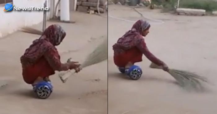 इस पाकिस्तानी महिला ने अनोखे अंदाज में किया पीएम मोदी के सपनों को साकार.... देखें वीडियो