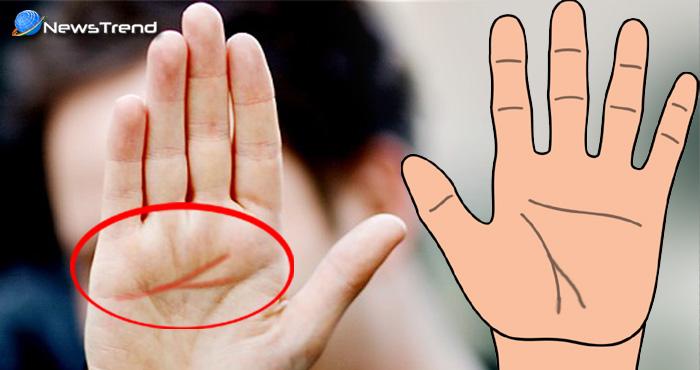 अगर आपकी हथेली पर भी बन रहा है Y का निशान तो जानें इसका रहस्य