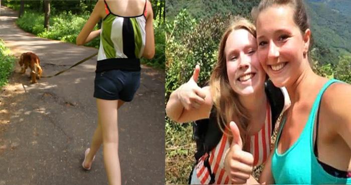 डॉगी के साथ जंगल घूमने गई दो लड़कियां हो गई गायब, 3 साल बाद मिले सामान ने उड़ा दिए सबके होश