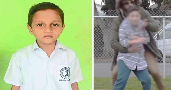 दिन के उजाले में 6 साल का मासूम बच्चा हुआ किडनैप, माँ का कहना है उसका पति ही है जिम्मेदार