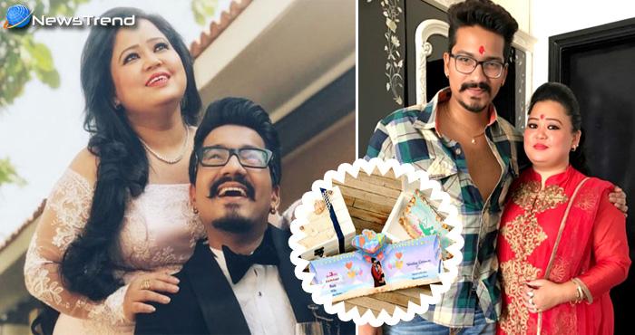 देखिए कैसा है मशहूर कॉमेडियन भारती की शादी का कार्ड, देखकर हंसी नहीं रोक पाएंगे