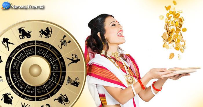 आज बन रहा है दुर्गा अष्टमी का महासंयोग, इन चार राशियों को खुब मिलेगा पैसा
