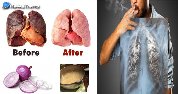 पीते हैं सिगरेट? तो फेफड़ों को साफ करने के लिए आजमाये ये घरेलू नुस्खा, 3 दिनों में दिखेगा असर