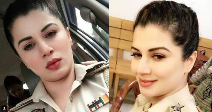 पंजाब की ये महिला पुलिस हो रही है खूब वायरल, इनकी खूबसूरती देख आप भी रह जायेंगे हक्के-बक्के