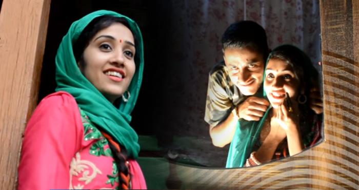 फौजी ने पत्नी से जुदाई के गम में खुद बनाया वीडियो, गाने के जरिए बयाँ किया दर्द - देखिए