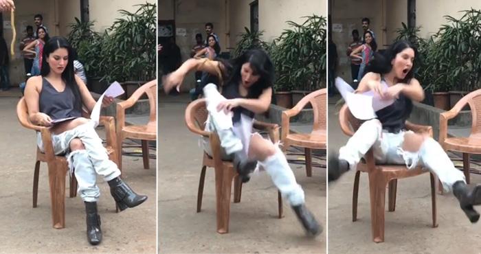 …जब सांप ने कर दी सनी लियोन के साथ शरारत, हो गई हालत खराब : देखिए ये वायरल वीडियो