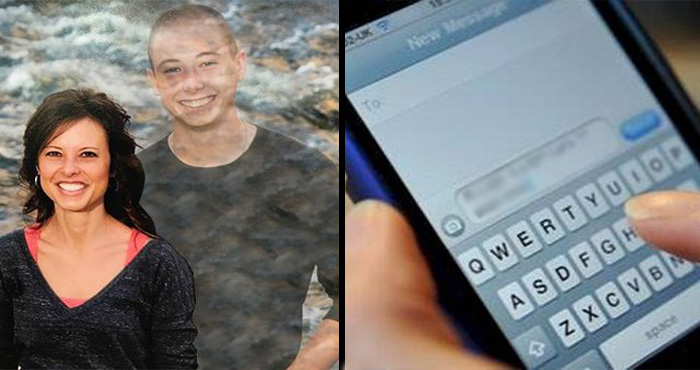 Photo of मरे हुए बेटे की याद में माँ करती थी बेटे के पुराने नंबर पर मेसेज, जवाब आया जिसे पढ़ रो देंगे आप
