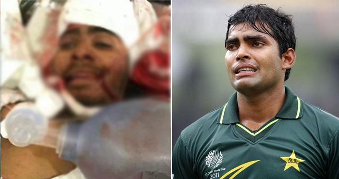 पुलिस फ़ायरिंग में मारे गए पाक क्रिकेटर उमर अकमल? वायरल हुईं दिल दहला देने वाली तस्वीरें