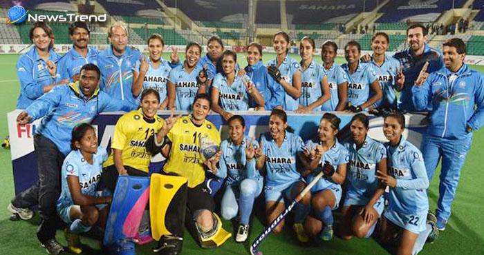 चक दे इंडिया: भारत ने चटाई चीन को धूल, देश की महिलाओं ने हॉकी में  हराकर किया एशिया कप पर कब्ज़ा